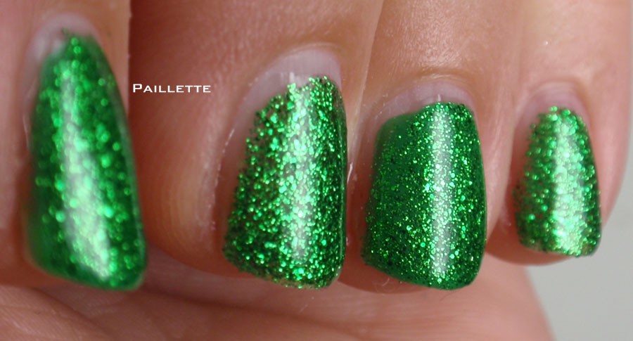 Paillette: a little nail polish journal: Glitter Vixen! Part 2
