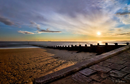 Sunrise Aberdeen Beach