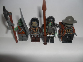 LOTR - Orcs: The Third Batch