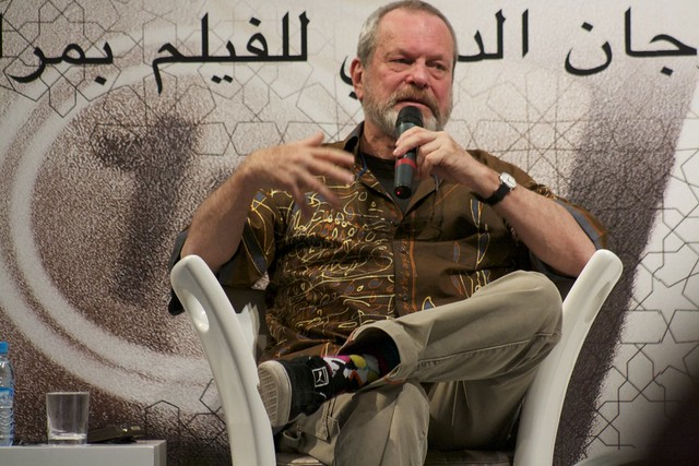 Terry Gilliam Socks