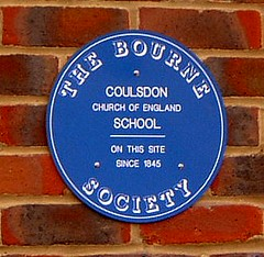 Photo of Blue plaque number 8305