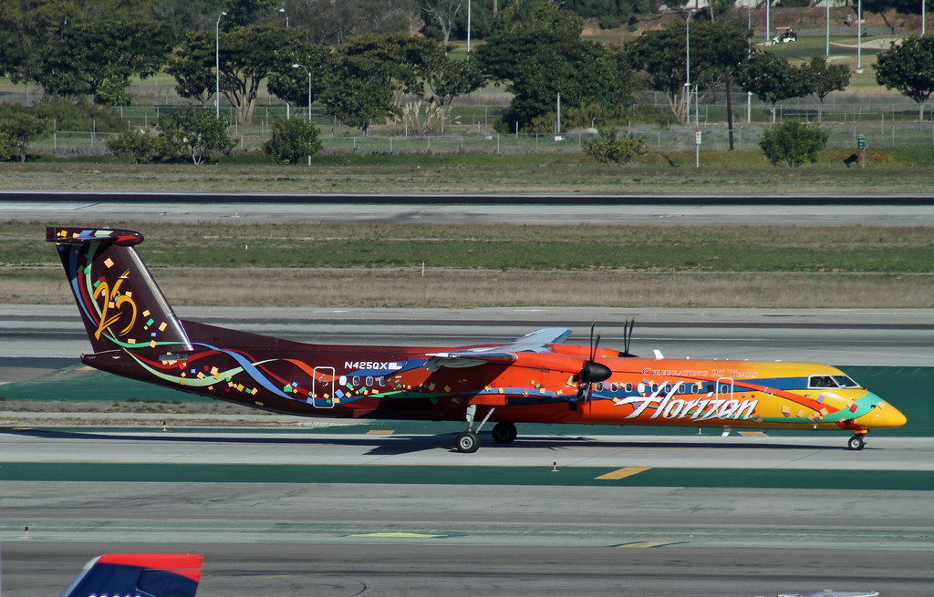 Special Livery, Horizon Airlines - 25th Anniversary