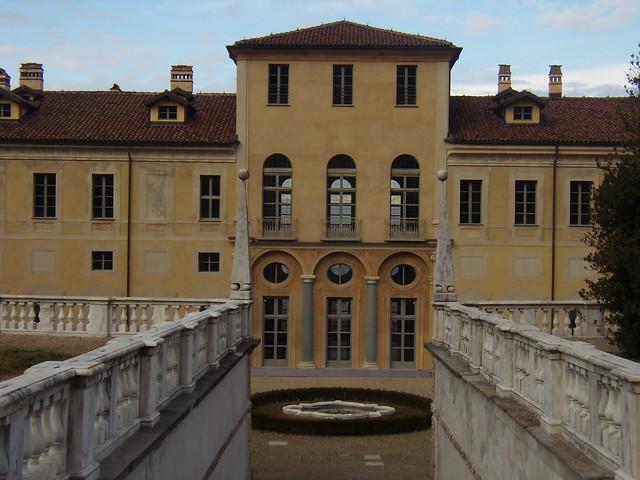 retro - villa della regina - Torino