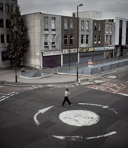 Crossing Roundabouts