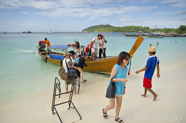 Koh Lipe - Long Tail Boat