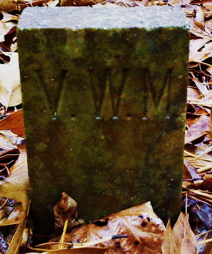 Virginia Wood-Mullins Cemetery, Meriwether County, Ga