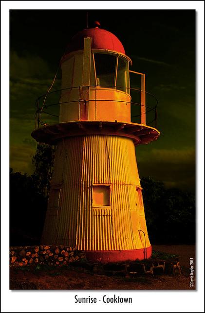 Sunrise Cooktown