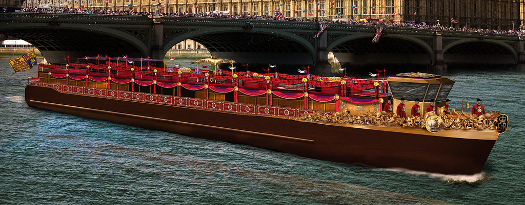Royal Barge by Westminster (2).jpg