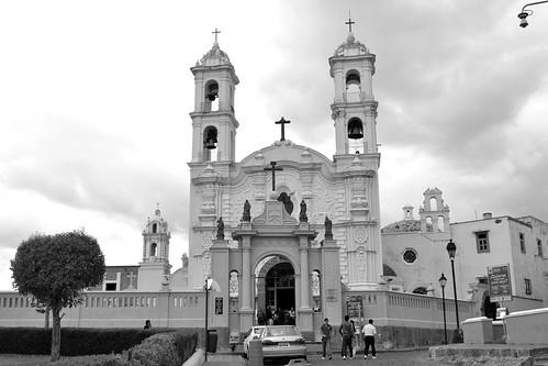 Parroquia de la Santa Cruz, Puebla