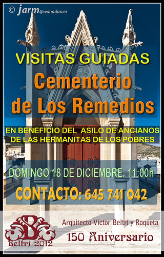 Visita Guiada al Cementerio Los Remedios by jarm - Cartagena