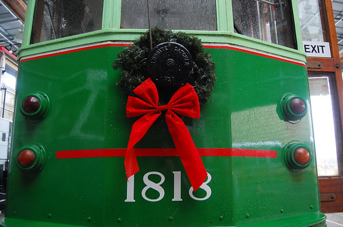 Streetcar Christmas in San Francisco (by: Telstar/Todd Lappin, creative commons license)