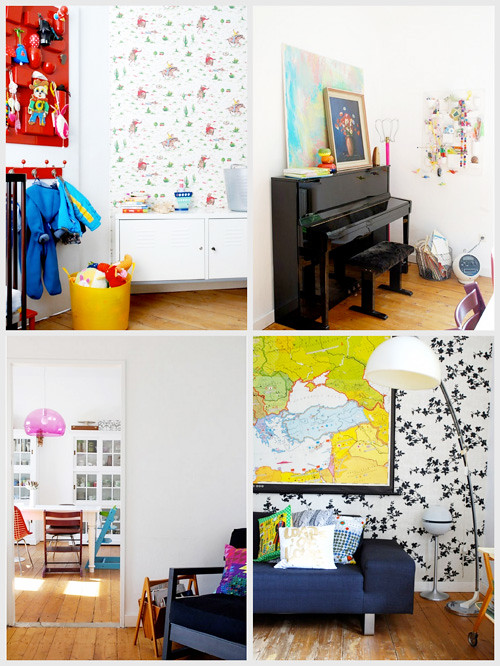 so leb ich decorating in german decor8. Black Bedroom Furniture Sets. Home Design Ideas