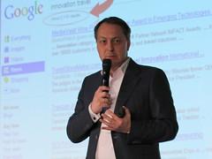 Harald Eisenaecher, Sabre Travel Network