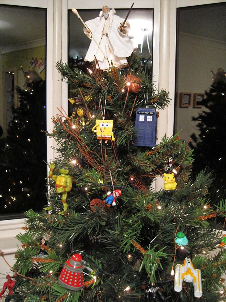 árbol navideño freak 02