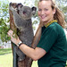 Austin and Sarah Featherdale Wildlife Park