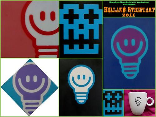Holland Streetart 2011 - Lempke