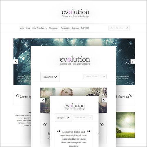 evolution-responsive