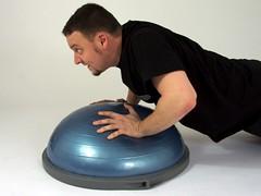 Übungen auf dem Balance Trainer