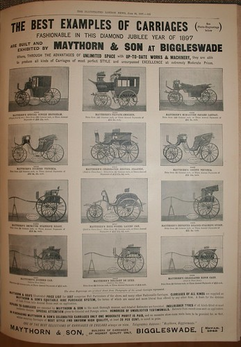 Maythorn and Sons Carriages