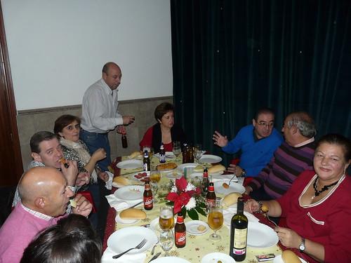 Comida de Navidad 2011 (I)