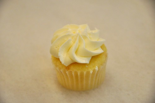 Coconut Cupcake from D Liche