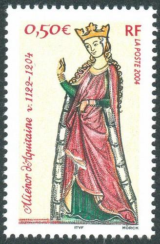 Aliénor d'Aquitaine. 1122-1204