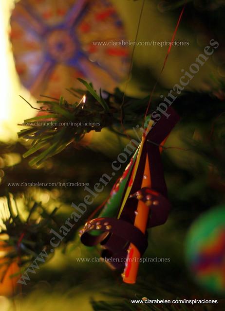 Queda un adorno muy navideño y festivo