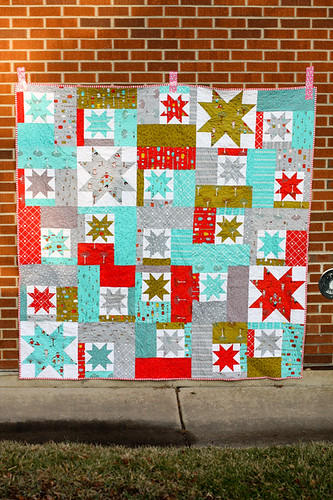 Little Apples Sparkling Cider Quilt