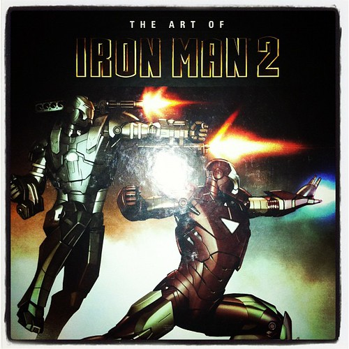 Iron Man: The Art of Iron Man 2