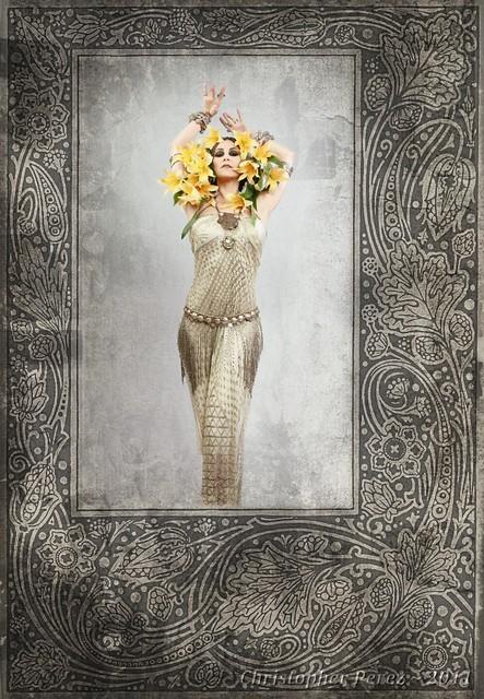Rachel Brice ~ Art Nouveau