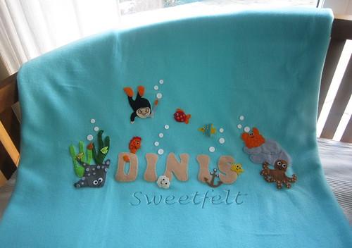 ♥♥♥ Dinis ... by sweetfelt \ ideias em feltro
