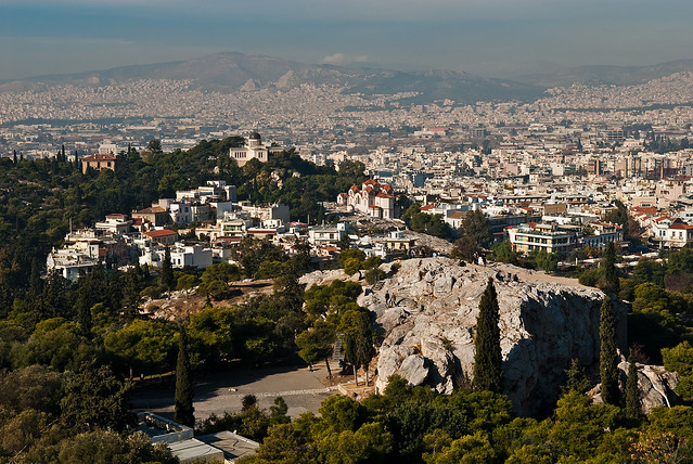 THE AREOPAGUS, ATHENS, GREECE  Flickr - Photo Sharing!