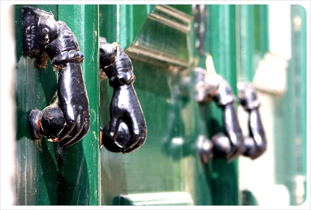 sintra door knobs