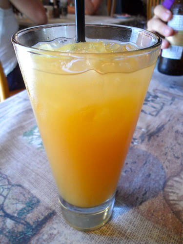 The Leopard's Lodge African Tropical Fruit Juice