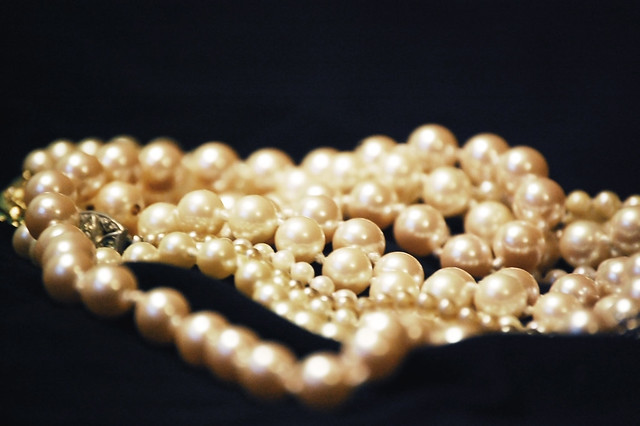 "Jane's ""pearls"""
