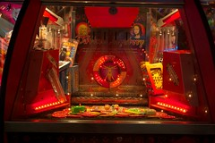 pinball(0.0), arcade game(0.0), electronic device(0.0), recreation(0.0), games(1.0),