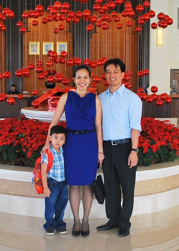 Season's Greetings from my family