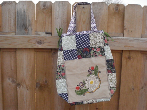 Front of the Market Tote