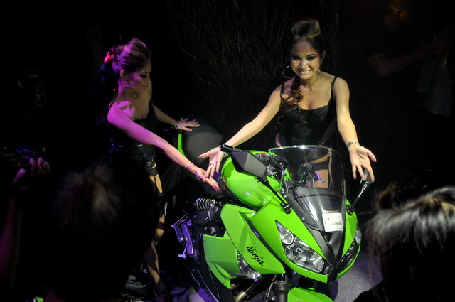 Kawasaki Leisure Bikes Roadgasm Cebu