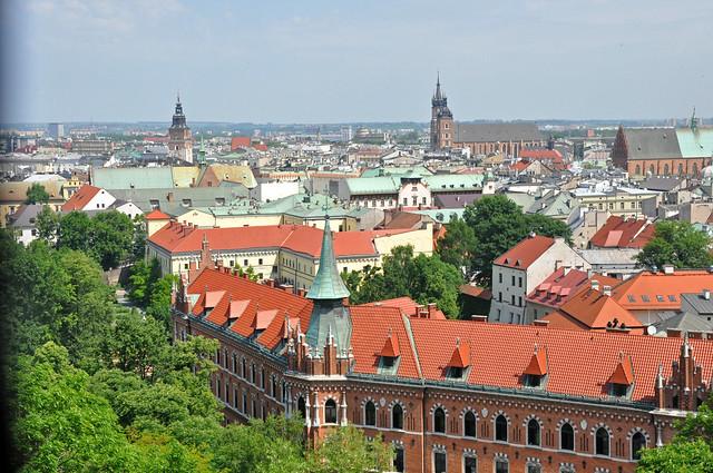Krakow by CC user jenniferboyer on Flickr