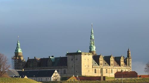 Kronborg Castle, Helsingør, Danmark