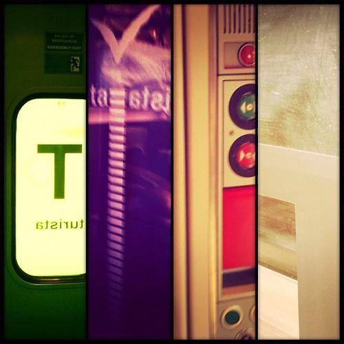 Tren de vuelta by rutroncal