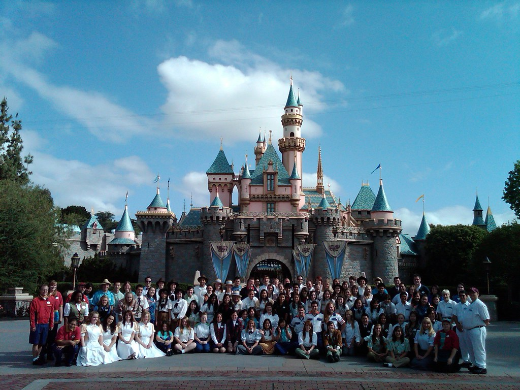 Disney College Program at the Disneyland Resort, Spring 2011