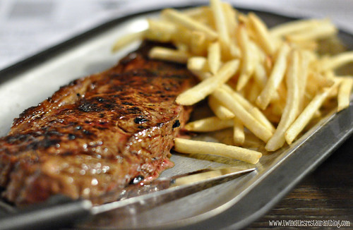 New York Strip at Lakeside Club ~ Mahtomedi, MN