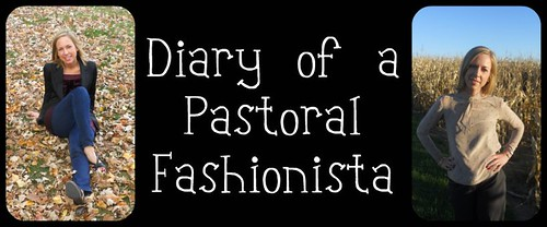 Diary of a Pastoral Fashionista