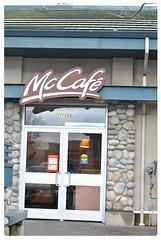 McCafe Entrance