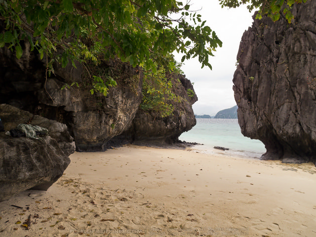 Entalula Island, Tour A + B - El Nido, Palawan (111201-46)
