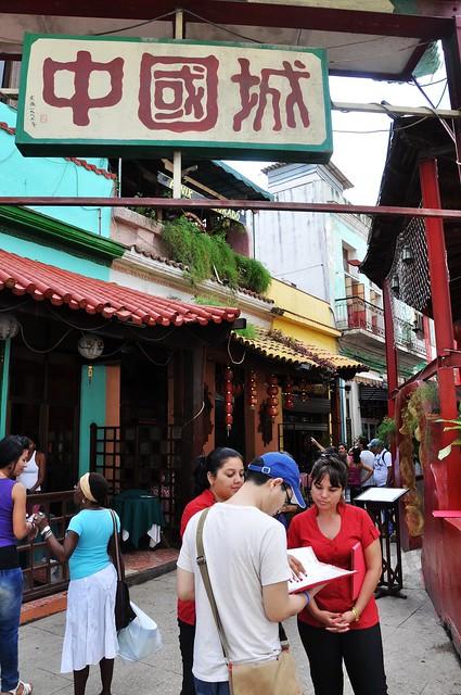China Town, Havana Cuba