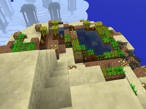 Minecraft Karte.Farm Insel In Minecraft Karte Eternal Dreams Silvmedia De Flickr