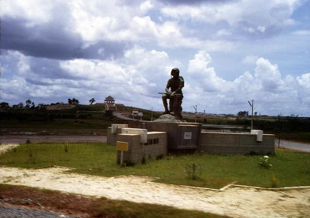 Saigon 67-68 - Nghĩa Trang QĐ